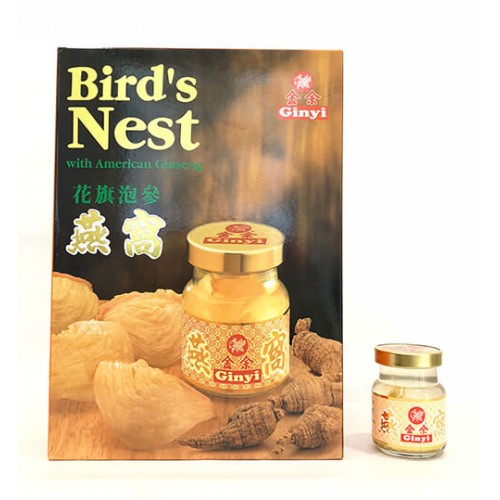 Bird's Nest with American Ginseng (6x80g)