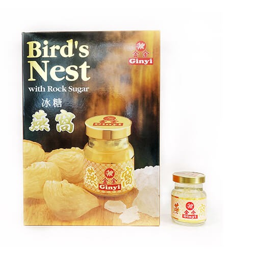 Bird's Nest with Rock Sugar (6x80g)